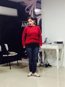 Paula-Talmelli PalestraMaryKay Caxias-do-Sul 3